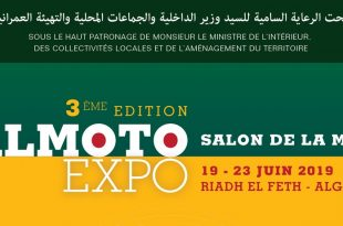 «ALMOTO EXPO, Salon de la Moto» édition 2019