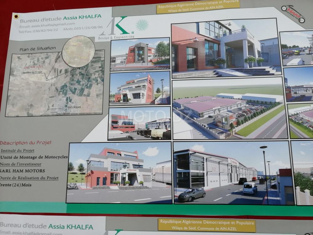 Foire de la Production Nationale : 1ère participation pour SYM Algérie