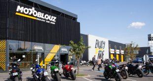 Motoblouz a ouvert son 1er magasin : rendez-vous à Seclin (59)