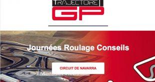Découvrez le circuit de Navara avec Trajectoire GP