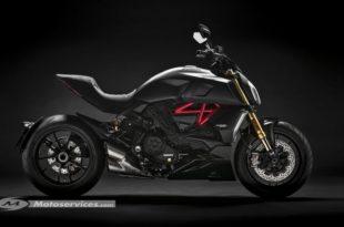Le nouveau Ducati 1260 Diavel visible en avant-première