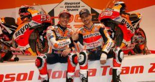 MotoGP 2019 : Marquez et Lorenzo se serrent la main… droite !