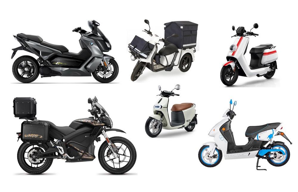 motos et scooters lectriques bilan du march 2018 moto dz. Black Bedroom Furniture Sets. Home Design Ideas