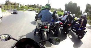 Port du casque : stricte application de la loi à l'égard des motocyclistes non respectueux de l'obligation