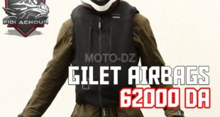 Equipement sécurité : gilet airbag Bering C-PROTECT AIR® à 62.000 DZD