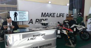 RS EXPO 2019 : BMW Motorrad Algérie offre une promotion sur ses équipements