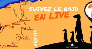 Top départ pour la 1ère édition du Raid Suricates Algérie 2019