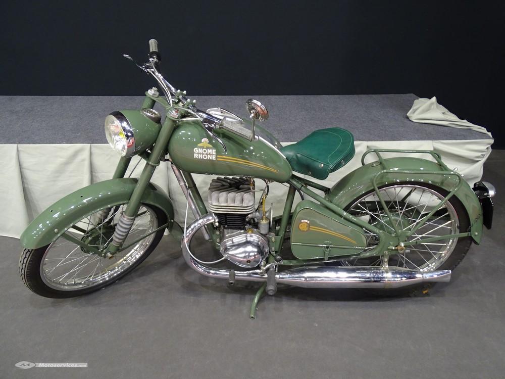 De magnifiques motos à voir à Rétromobile