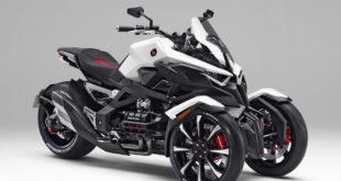 Et si Honda se mettait aussi au trois roues ?