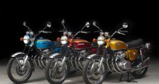 Venez célébrer les 50 ans de la Honda CB 750 à la Sunday Ride Classic !
