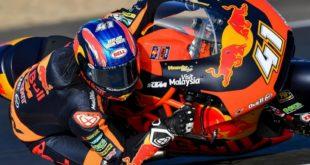 MotoGP 2019, essais officiels à Jerez pour les Moto2 et Moto3 : Triomphe KTM avec Binder et Masia