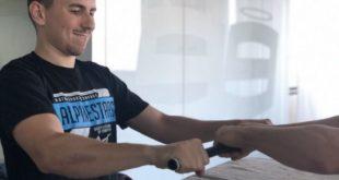 MotoGP 2019, Lorenzo battu d'avance
