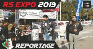 """#Vidéo RS EXPO 2019 : Rassemblement """"Moto"""" avec les """"Live To Ride DZ"""" [2/3]"""