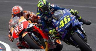MotoGP 2019 : Marquez ne tendra plus la main à Rossi …
