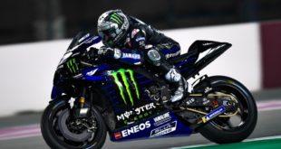 MotoGP 2019 en essais officiels au Qatar : Jour 3 pour Vinales et Quartararo !