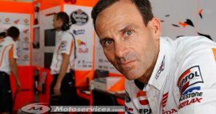 MotoGP 2019 : Puig se casse le bras et ne sera pas à Sepang !