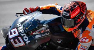 MotoGP 2019 en essais à Sepang : Jour un pour … Marquez !