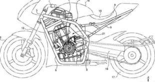 Suzuki continue de déposer des brevets pour une moto turbo