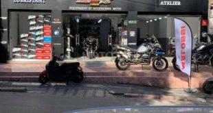 BEEP BIKE MOTO ouvre sa nouvelle station technique avec boutique dédiée