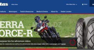 Mitas : marque européenne de pneu moto s'installe en Algérie