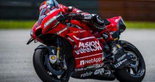MotoGP 2019 à Sepang : Jour 3 pour le quartette Ducati et Petrucci