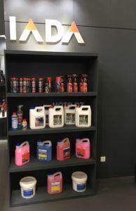 Participation de la marque IADA au salon EQUIP'AUTO 2019