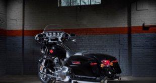 Harley-Davidson : une nouvelle Electra Glide Standard pour 2019