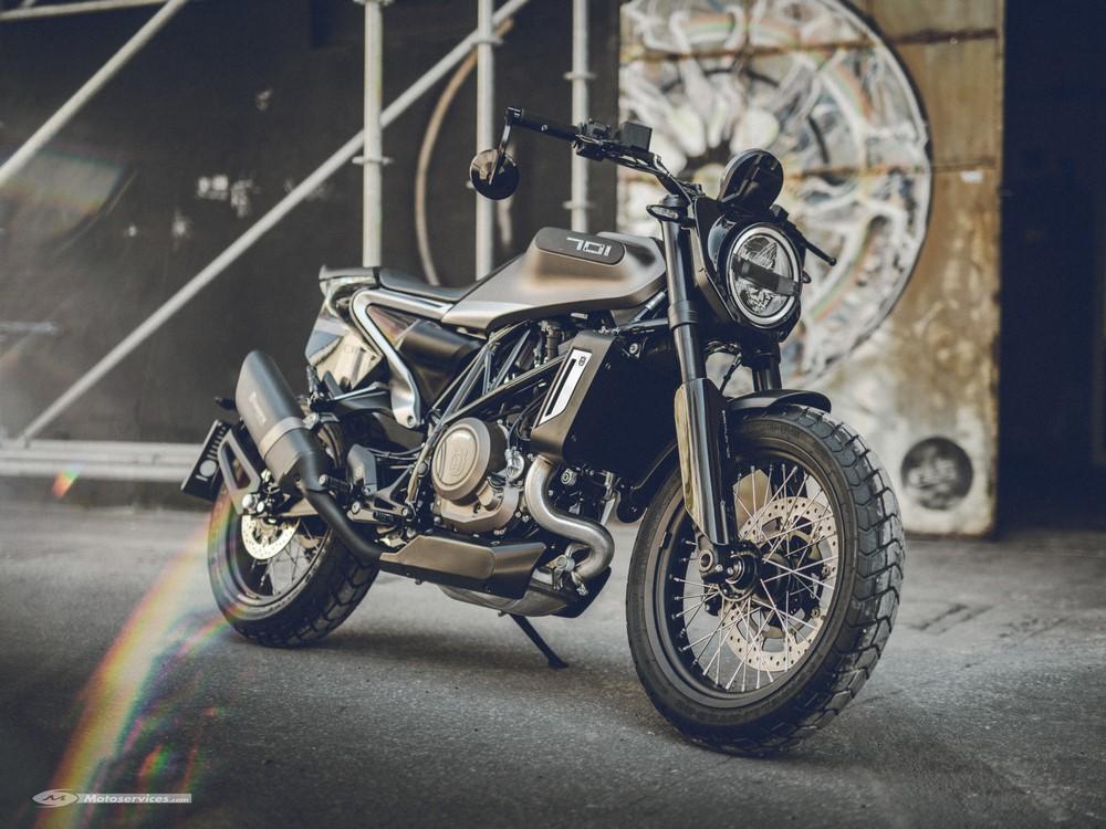Husqvarna Svartpilen 701 Style : déjà une série spéciale !