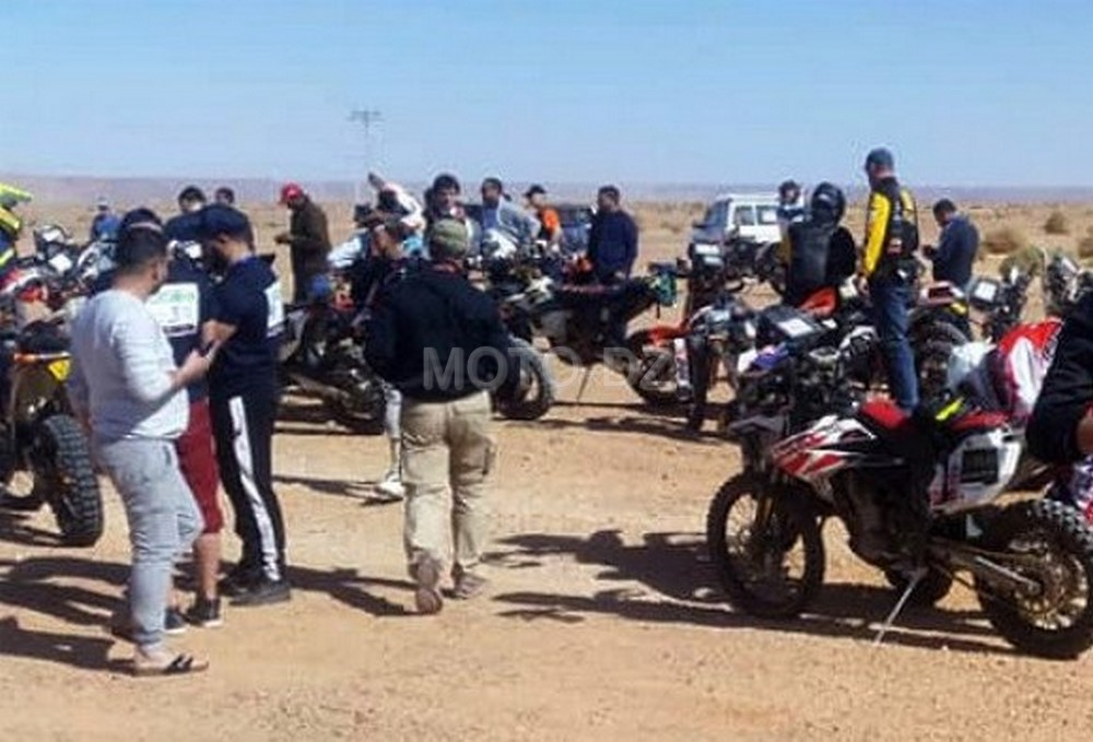 Rallye Touareg à El-Ouata : décès d'un pilote Italien