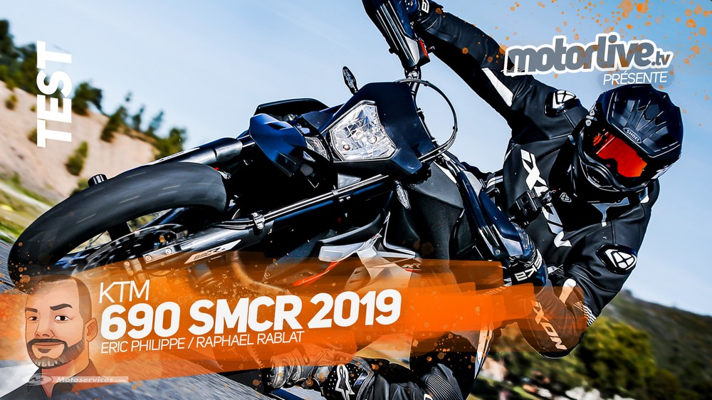 Vidéo KTM 690 SMC R et Enduro R 2019