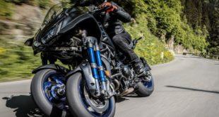 Yamaha Niken Tour 2019 : 12 dates pour essayer la moto à 3 roues