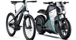 Fuell Flow et Fluid : la moto et le vélo électriques selon Buell !
