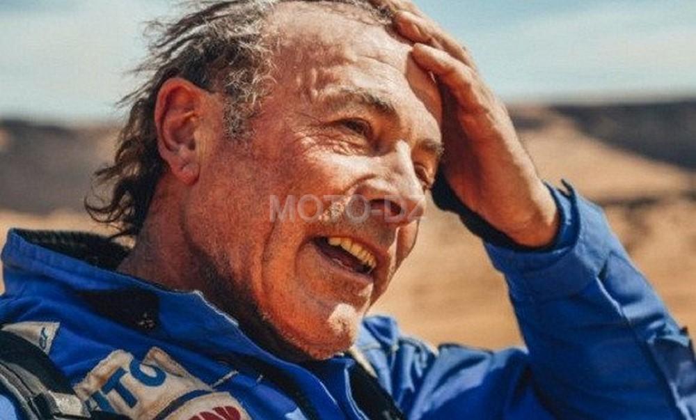 Le corps du pilote décédé au Rallye Touareg est en voie d'évacuation vers son pays