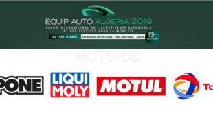 EQUIP'AUTO 2019 : quelles sont les entreprises du secteur motocycle qui exposent ?