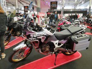 Petit Tour au Salon de la Moto et du Scooter de Marseille