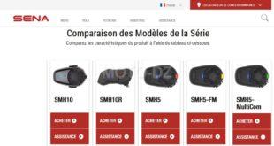 SENA Algérie : coffret Kit Bluetooth Sena Solo SMH5 à 19.800 dinars