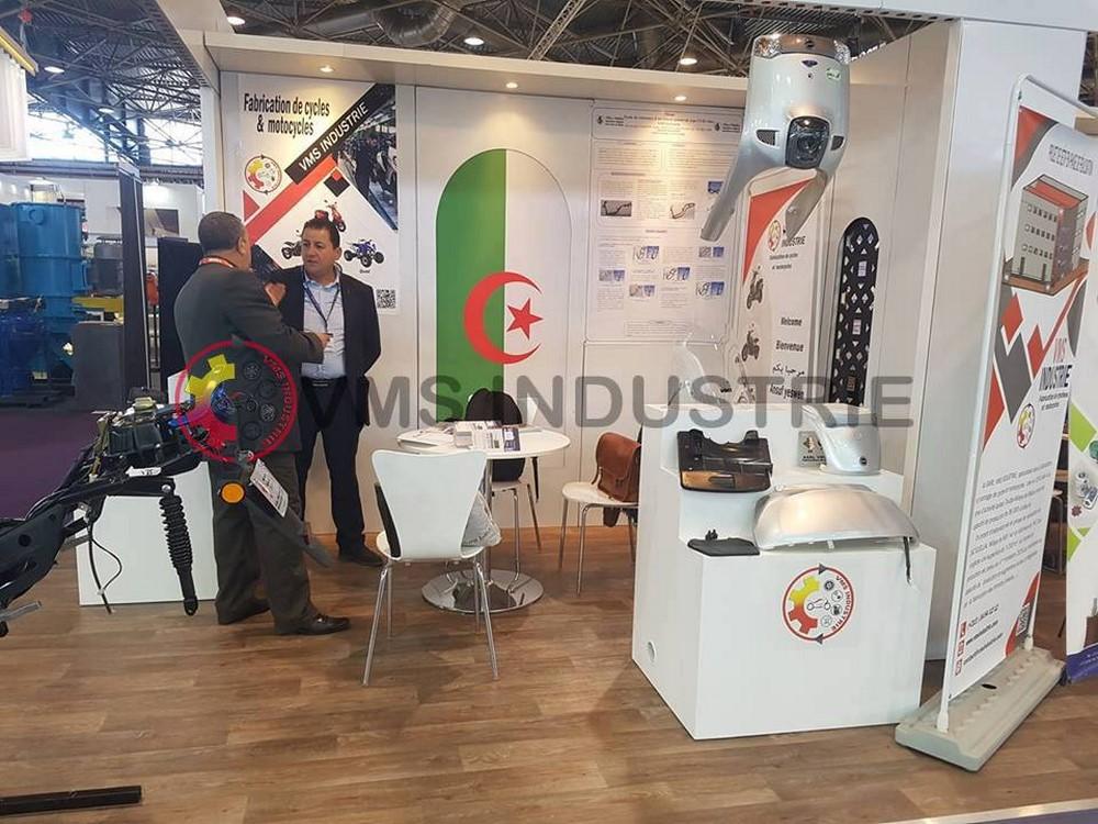 VMS Industrie au Salon du savoir-faire dans la sous-traitance industrielle (Lyon)