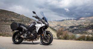 Yamaha Algérie : Tracer 900 GT en cours d'homologation ...