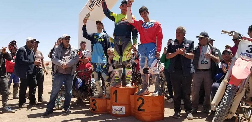 1ère manche championnat national de motocross : résultats et classements