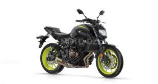 Yamaha Algérie : MT-07 en cours d'homologation …