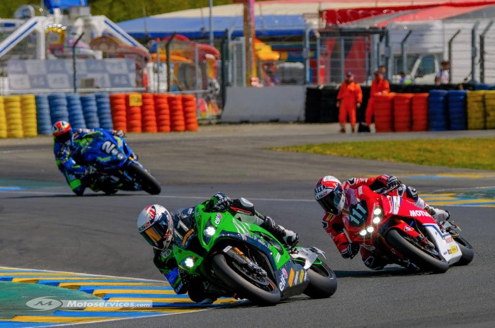 24H du mans 2019 - Kawasaki résiste aux Honda !