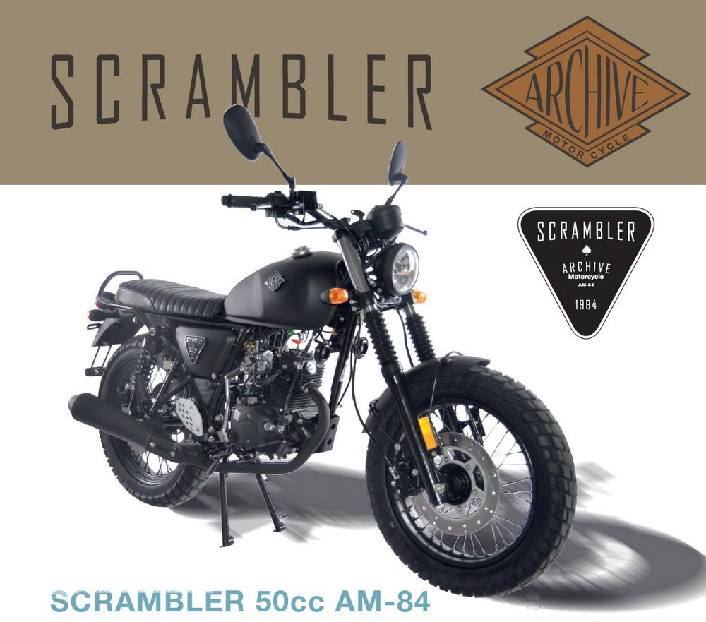 Archive Motorcycles Scrambler