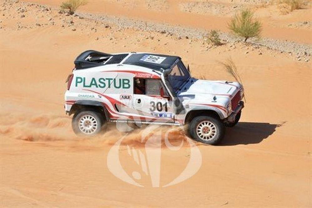 Détournement des sponsors du Rallye d'Algérie au profit d'un opérateur privé et étranger