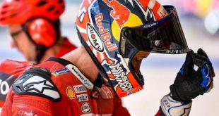 Dovizioso veut être champion du monde MotoGP
