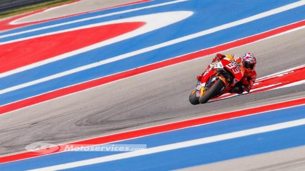 Moto GP 2019 à Austin : Marquez jamais battu mais en sol inconnu