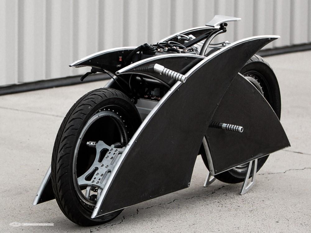 Racer-X : la moto électrique qui pourrait aussi rester dans votre salon !