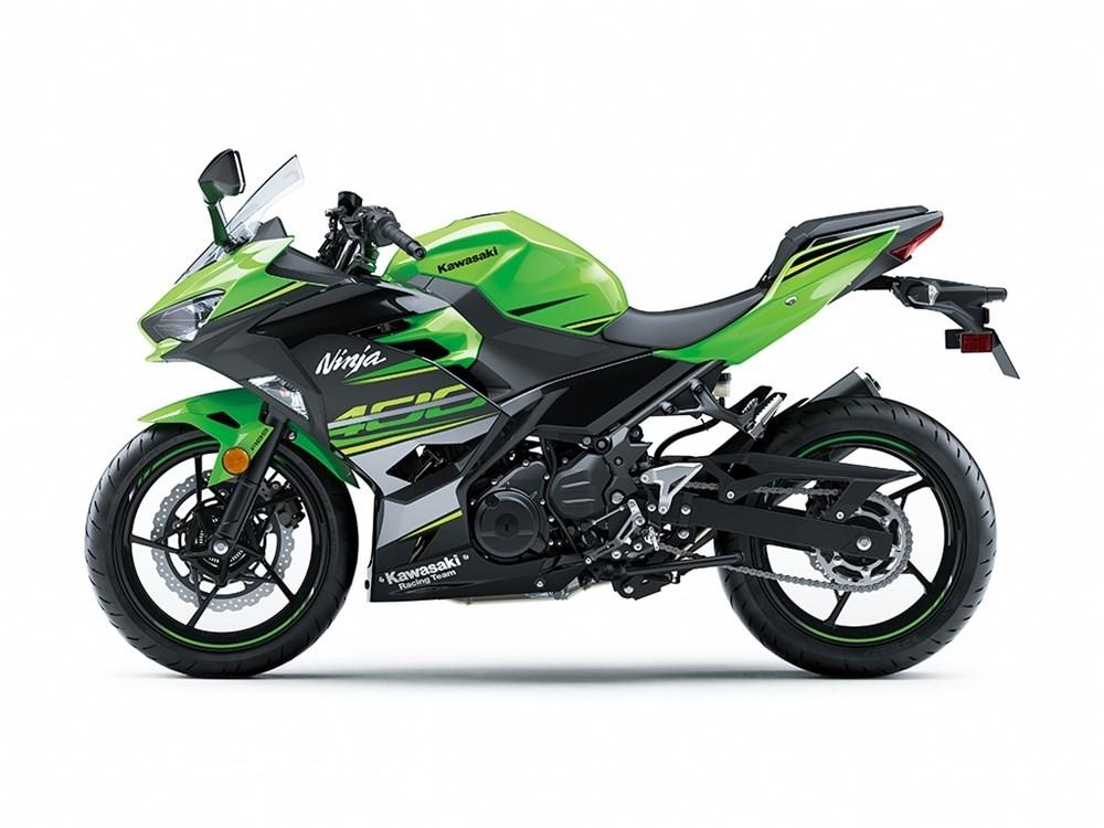 Vers une Kawasaki Ninja 400 électrique ?