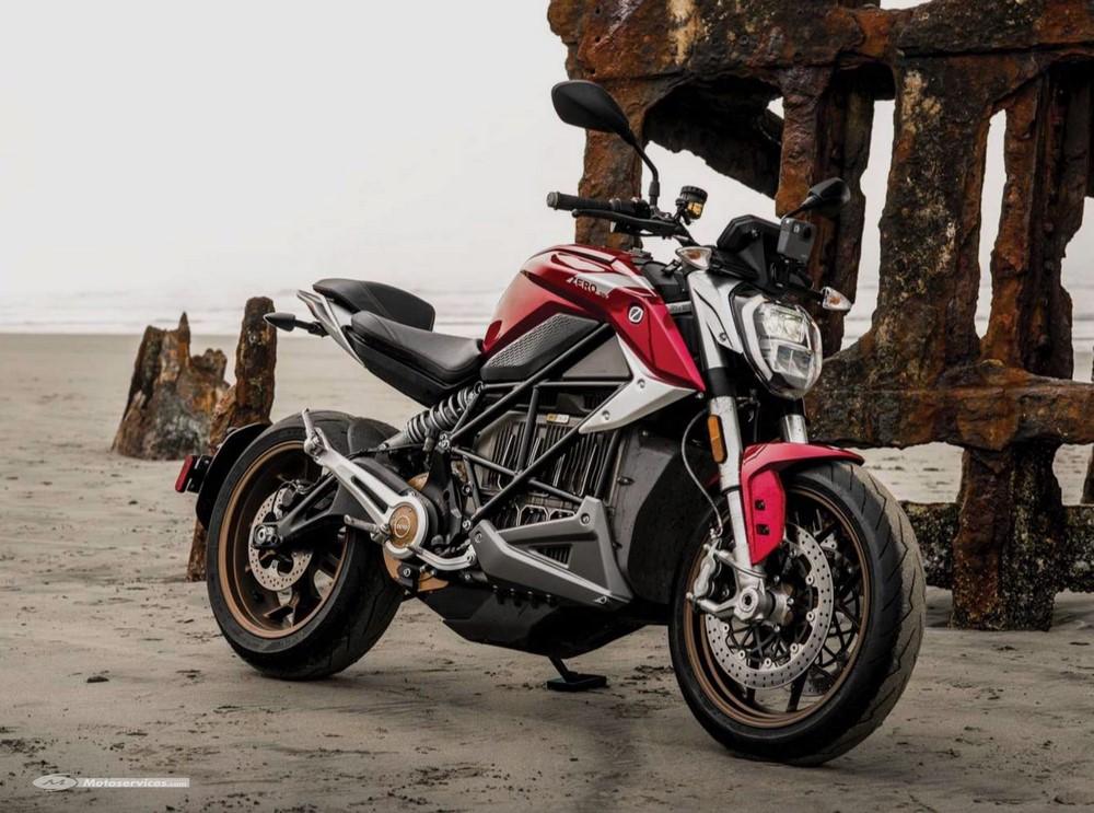 Zero Motorcycles lève 25 millions de $ supplémentaires