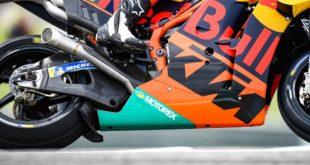 Moto GP 2019 : Tiens, KTM refroidit son pneu arrière !