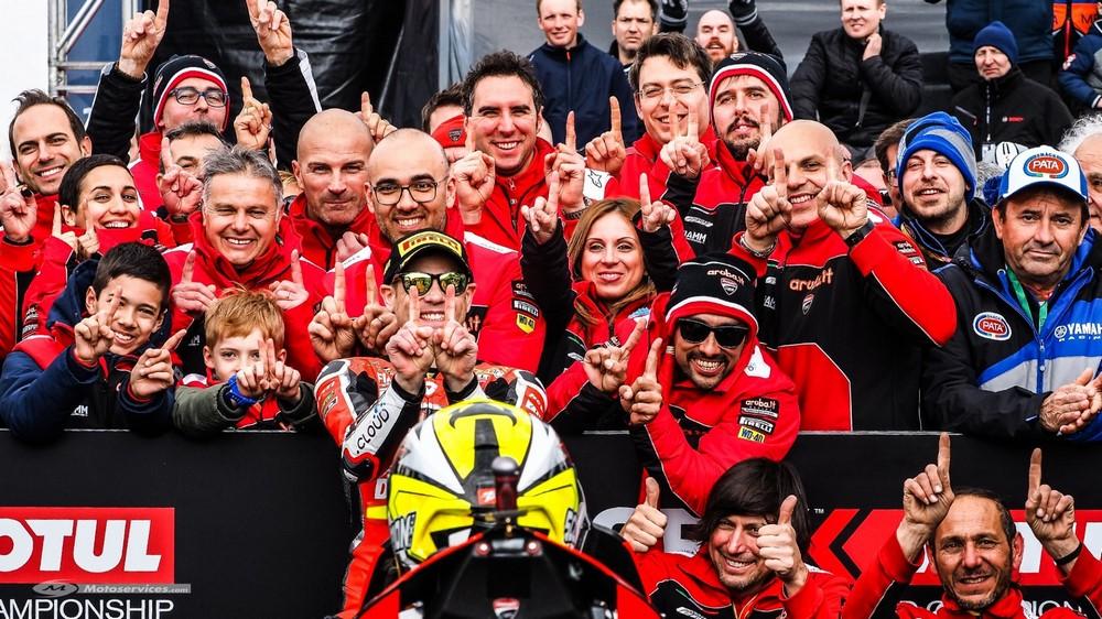 WSBK/Moto GP : Alvaro Bautista à la poursuite des records de Hailwood et Agostini
